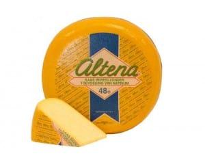 zoutarme kaas dapperstraat